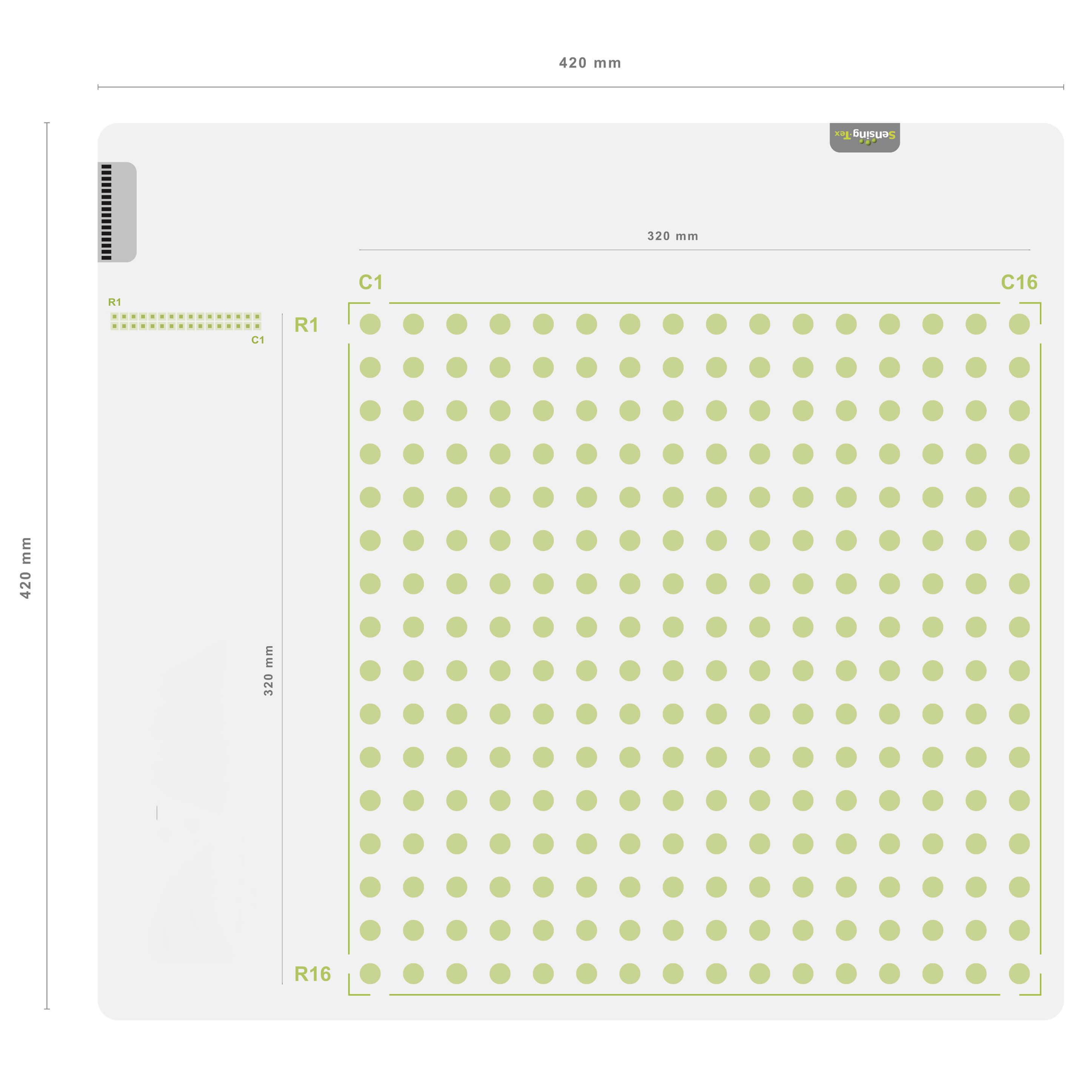Seating Mat Dev Kit