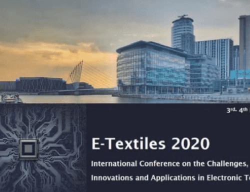 Sensing Tex at E-Textiles 2020 (Online Conference)